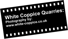 White Coppice Quarries: Photography by: www.white-coppice.co.uk